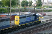 TORC SD40's