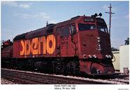 RMSX F40PH-2M