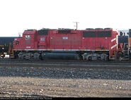 BNSF 198