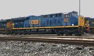 CSX ET44AC