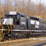 NS Admiral Cab SD40-2 2