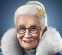 Portrait small Bertha (2015)