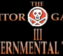 The Traitor Game III: Governmental Ties