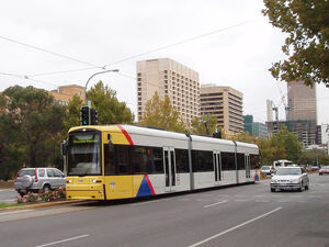 Adelaide Flexity