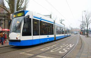 Hobbemastraat lijn2 Combino.jpg