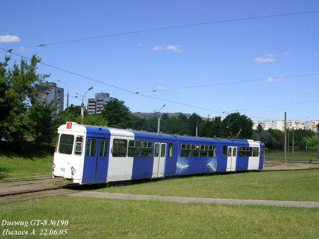 File:GT8D Minsk №190.jpg