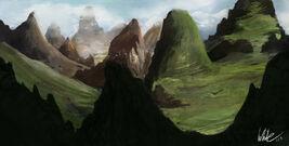 Fantasy landscape by concept cube-d71a4h3