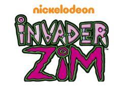 Nickelodeon - Invader Zim - TV Series Logo
