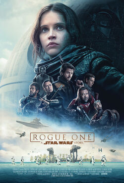 Rogue One - A Star Wars Story - Theatrical Poster