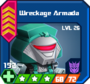 D E Sup - Wreckage Armada box 26