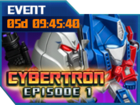 Ui event cybertron episode 1