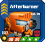 A S Sol - Afterburner box 20