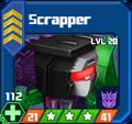 D S Sup - Scrapper box 20
