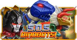 S.O.S. Dinobots!