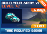 M wave7 lev72 build your army vi
