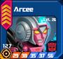 A E Hun - Arcee box 26