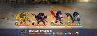 T energon episode 2 xx estrongarm x