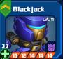 D C Sup - Blackjack box 11
