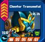 M E Sco - Cheetor Transmetal E box 26