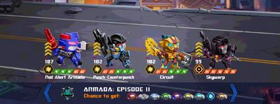 T armada episode 2 redalert xxx
