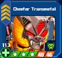 M S Sup - Cheetor Transmetal box 20