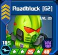 D S Sco - Roadblock G2 box 20