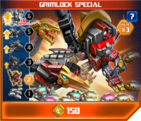 P grimlock special grimlocks escape step2