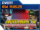 Ui event armada 4 land military team