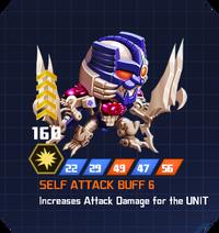 P E Sol - Dinobot Transmetal II pose
