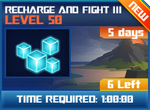 M wave5 lev50 recharge and fight iii