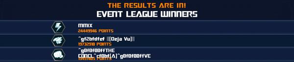 Event Beast Wars Episode 3 League Winner