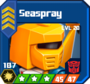 A S Sol - Seaspray box 20
