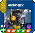 D R Sup - Kickback box 18
