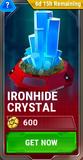 Ui build crystal ironhide