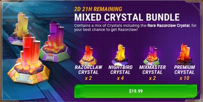 Bundle event 20160729 - mixed crystal d