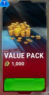 Ui cybercoins pack value blank