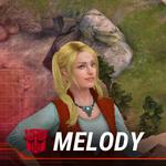 C o melody