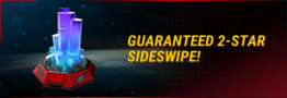 Crystal sideswipe info