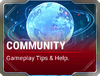 Ui menu community a