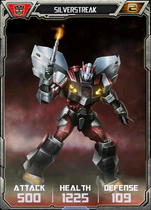 (Autobots) Silverstreak - Robot (2)