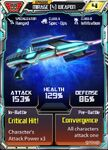 Mirage (4) Weapon