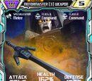 Motormaster (3) Weapon