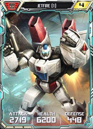 Jetfire (1) - Robot