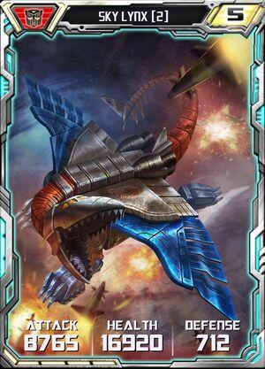 Sky Linx (2) - Robot