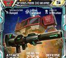 Optimus Prime (8) Weapon