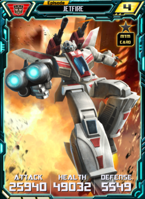 Jetfire 4 Robot