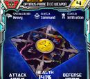 Optimus Prime (13) Weapon