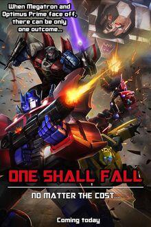 One shall fall