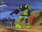 Heavy Metal War Devastator