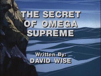Secret of Omega Supreme title shot
